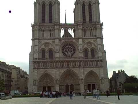 Notre Dame and Louis VII