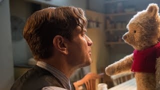 "CHRISTOPHER ROBIN ""Pooh's Wisdom"" Featurette"