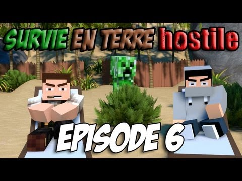 Survie en Terre Hostile - Les prparatifs avant le Nether ! | Episode 6