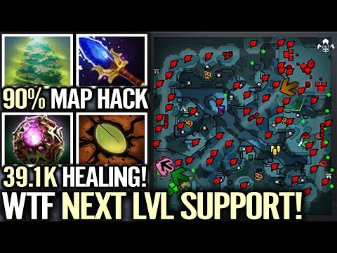 -iseedeadpeople Mode Map Reveal with Treant Aghanim 8K Support Gameplay Dota 2 Pro Highlights