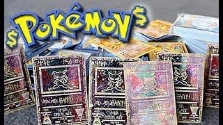 Man Sent Me His Pokemon EBAY STORE!!! (Rare)