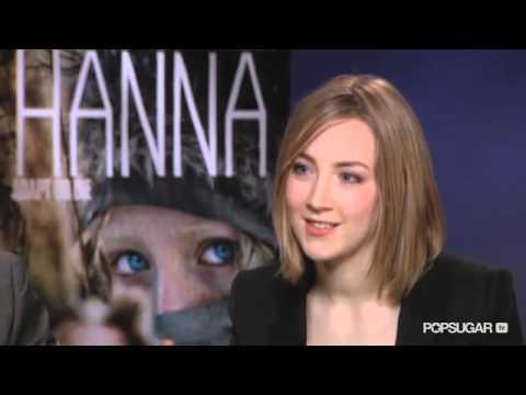 "Saoirse Ronan And Joe Wright Talk Hanna's Action And ""Fun"" Fight Scenes"