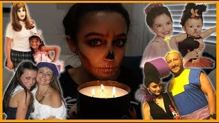 A LOOK AT ALL MY HALLOWEEN COSTUMES + a weird Zoro story time | KAT CHATS