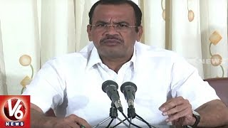 Congress Leader Komatireddy Venkat Reddy Calls Chalo Assembly | Demands For Crop Support Price