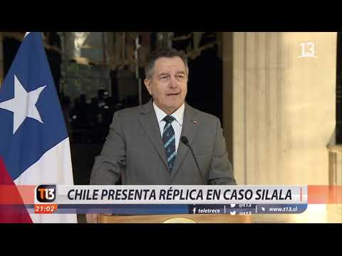 Chile valora cambio de estrategia de Bolivia en demanda por el Silala en La Haya