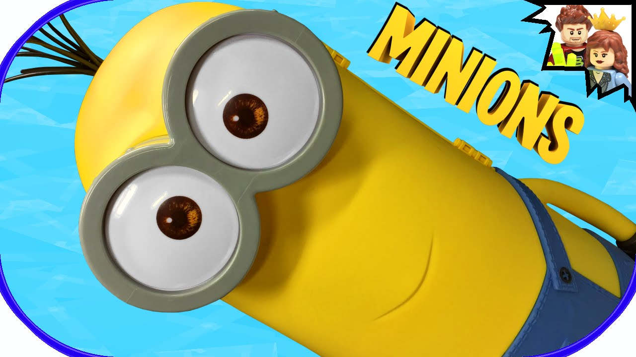 Giant Characters in Movies Minions Kevin Giant Character