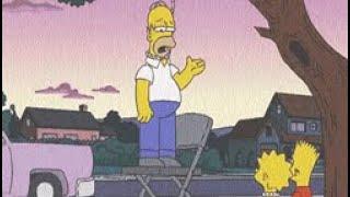 Homer tries to kill himself - I Don't Wanna do this anymore Xxxtentacion