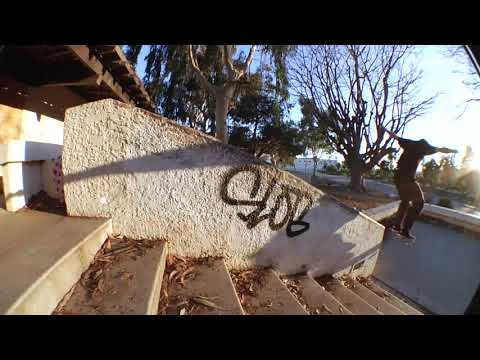 "James Capps ""Homage"" Lakai Part"