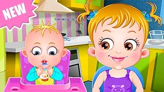Baby Hazel Baby Brother Care - Baby Hazel Newborn Brother - Dora the Explorer