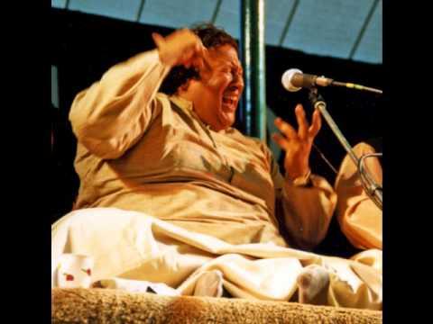 Shaam Savere Nain Bicha Kar- Ghazal- Ustad Nusrat Fateh Ali...