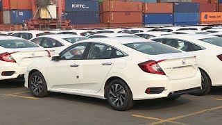 Tin Tức 24h Mới Nhất: Ô tô nhập khẩu tăng vọt tuần qua
