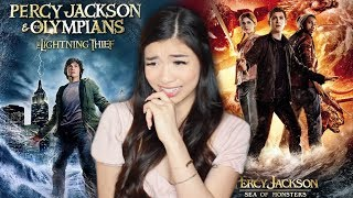The Percy Jackson Film Franchise is A MONSTROSITY **yes i watched both of the movies**