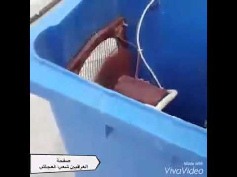 Iraqi man invents new air conditioner