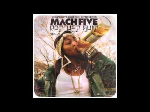 Mach Five ft. Project Pat - Problemz