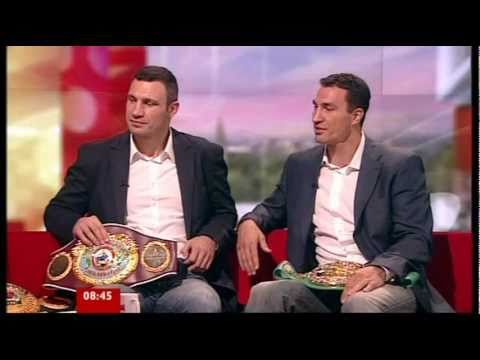 Vitali Klitschko 'I Want To Knock Out David Haye'
