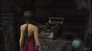 Let's Play! resident evil 4 Separate Ways Chapter 2 (1/2)