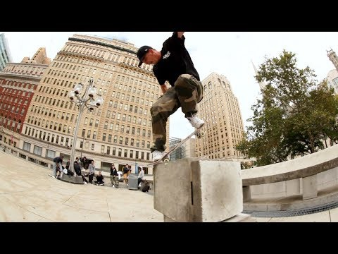 """DC Shoes' """"Street Sweeper"""" Trailer"""