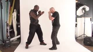 FHM Urban Krav Maga: How to take someone down with a slap