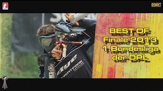 BEST OF Paintball Action @ 1. Bundesliga Finale der DPL 2013 by PAINTBALL-CHANNEL