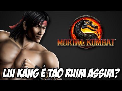 Mortal Kombat 9 - Liu Kang é Tão Ruim Assim? Zerando No Mais DifÍcil video