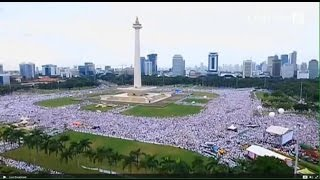 Aksi Bela Islam III - Monas 212 - Live Al Bahjah TV