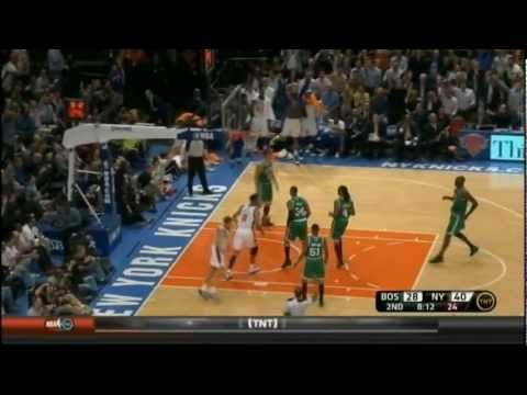[4.17.12] Steve Novak - 25 Points (8 Three Pointers) vs Celtics (Complete Highlights)