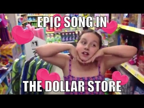 The Power of Two!  Epic Duet in the Dollar Store.
