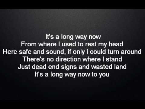 Chris Daughtry - Long Way