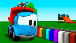Leo Junior - Lifty'yi boyuyoruz - Renkleri öğreniyoruz