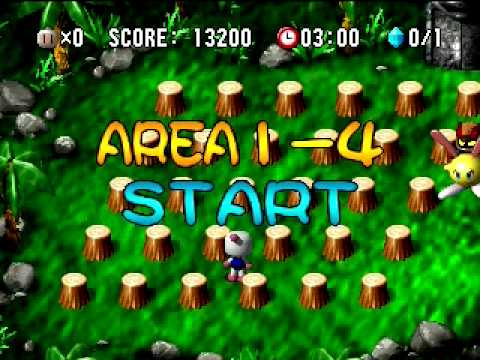 Bomberman World Game Bomberman World Psx Game