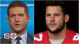 Is Nick Bosa locked in as top pick for 2019 NFL draft? | SportsCenter