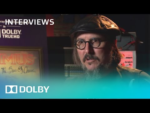 Les Claypool and Larry LaLonde of Primus at TRI...
