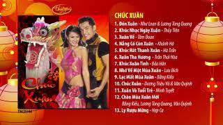 Nhạc Xuân Thúy Nga | CD Chúc Xuân (TNCD344)