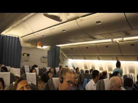 Vietnam Airlines Deluxe (Premium) Economy SGN-CDG
