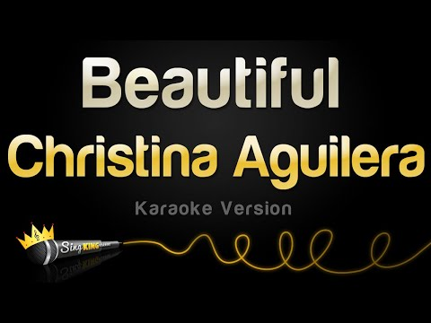 Christina Aguilera - 2 Beautiful 4 Words