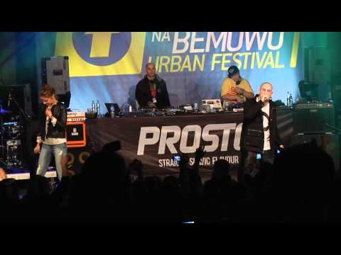 Sokol i Marysia Starosta - Reset (Live) - Prosto na Bemowo Urban Festival