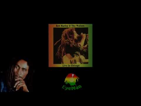 (4)Bob Marley&The Wailers Live at Quiet Knight Club Chicago 10-6-75