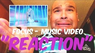 "Ariana Grande - Focus Music Video ""REACTION"""