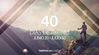 Pastor Carlos Morales - Una invitación a ayunar y orar - 40 días