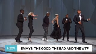 Emmys: The Good, The Bad and The WTF