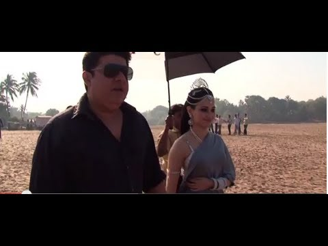 Milk Beauty Tamannaahs dance I Himmatwala I Day 61 - 62 I Behind...