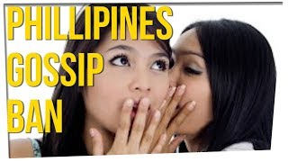 Filipino Town Bans Gossip to Cut Down on Rumors!
