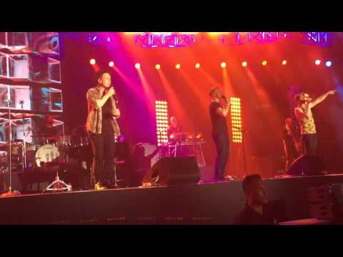 Take That Live In Singapore 2016 - These Days