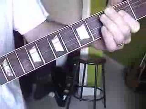 How to play guitar like Angus Young pt 1