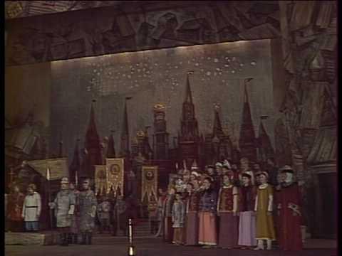 Ivan Soussanine - Slavsia (Bolchoï / Bolshoi) - Mikhaïl Glinka