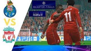 Porto vs Liverpool - Highlights & Goals / Resumen 2019