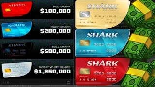 "GTA 5 Online: Get FREE Shark Cards ""GTA5 Shark Cards FREE"" 1.28/1.26 Money (GTA 5 Quick Money 1.28)"