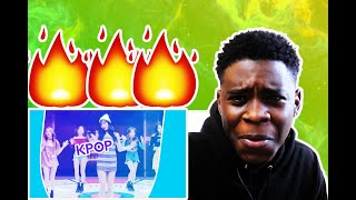 REACTING TO KPOP FOR THE FIRST TIME!! (BTS, BLACKPINK AND MORE)