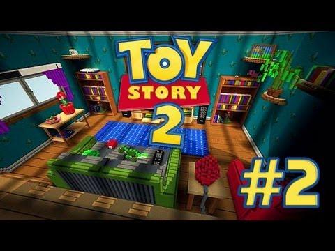 Toy Story: MINECRAFT Mapa de Aventuras Con Mi Hermana Episodio 2