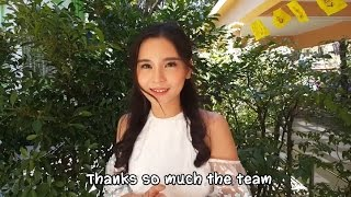 【ENG SUB】Aom say thank you to all fans (Aom